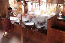ミャンマーの不思議な「味噌」、ポンイェジー