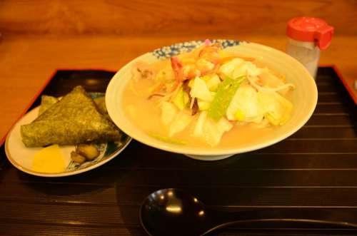 野菜たっぷり長崎ちゃんぽん 日本食居酒屋「勝 / Katsu」