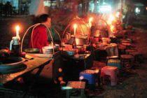 ヤンゴンの食、昔と今 〜 覆面座談会