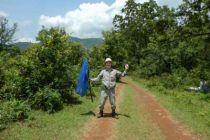 蝶を追ってミャンマーへ ミドリシジミチョウ類の巨匠・静谷英夫さん