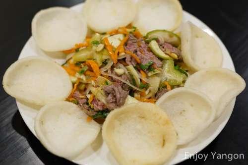 ハーブたっぷりヘルシーベトナム料理「ベトナム・キッチン / Vietnam Kitchen」